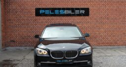 BMW 730d 3,0 Steptr. 4d