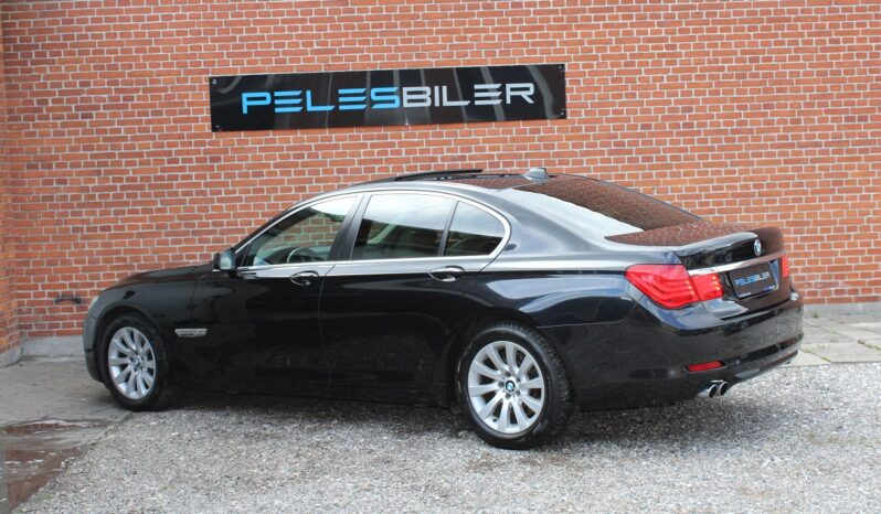 BMW 730d 3,0 Steptr. 4d full